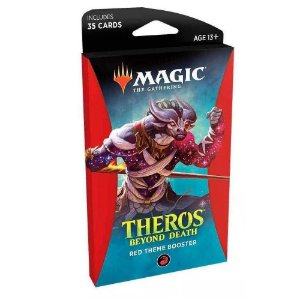 Magic - Theros Beyond Death - Red Theme Booster