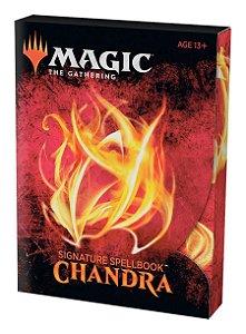Magic - Signature Spellbook Chandra