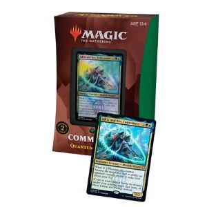 Magic - Commander - Quandrix Quântica