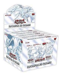 Yu-Gi-Oh! - Fanstasmas Do Passado - Display Box