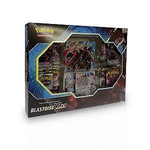 Pokémon - Coleção de Batalha Blastoise VMAX