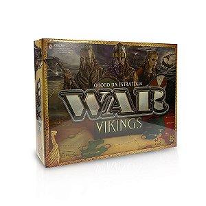 War: O Jogo Da Estratégia - Vikings