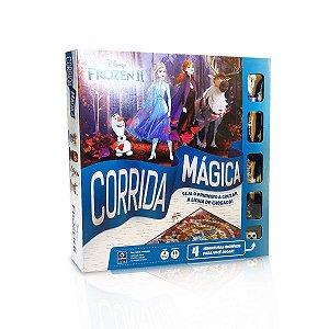 Frozen II - Corrida Mágica