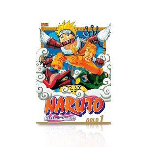 Mangá - Naruto Gold - Vol.1