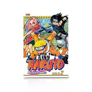 Mangá - Naruto Gold - Vol.2
