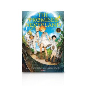 Mangá - The Promised Neverland - Vol.1