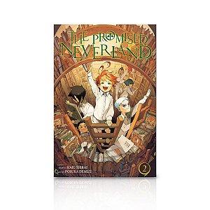Mangá - The Promised Neverland - Vol.2
