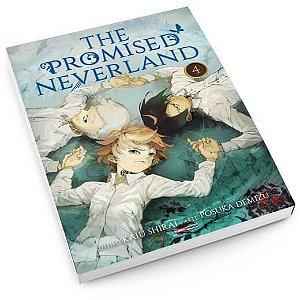 Mangá - The Promised Neverland - Vol.4
