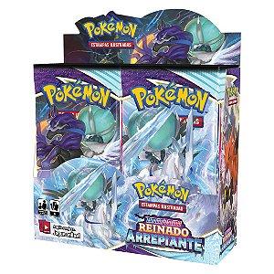 Pokémon - Reinado Arrepiante - Booster Box