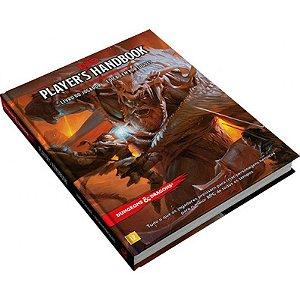 D&D Livro Do Jogador - Edição Em Português