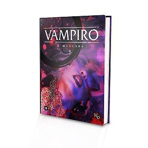 Pré-venda VAMPIRO: A MÁSCARA (PADRÃO) - (Confira a descrição)