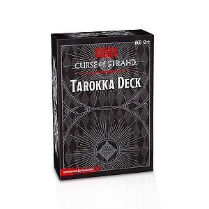 D&D A Maldição De Strahd Tarokka Deck