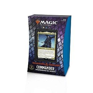 Magic - Dungeons & Dragons: Adventures In The Forgotten Realms - Commander: Masmorras Da Morte