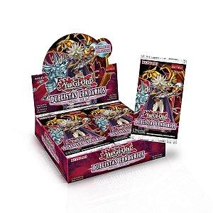 Yu-Gi-Oh! - Duelistas Lendários - Fúria De Rá - Booster Box