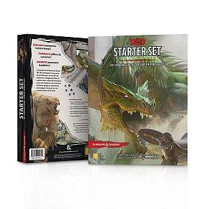 Dungeons & Dragons 5e: Kit Introdutório (starter Set)