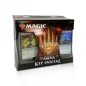 Starter Kit / Kit Inicial Magic Arena - 2021 - Em Português