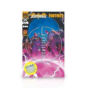 Batman X Fortnite Zero Point vol.5