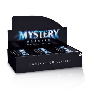 Booster Box Magic Mystery Booster Convention Edition