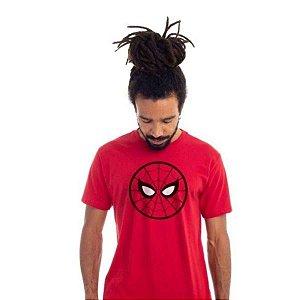 Camiseta Simbolo Homem Aranha