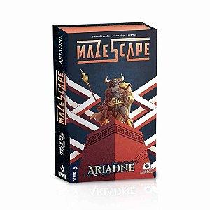 Mazescape Ariadne - Jogo de Quebra-Cabeças