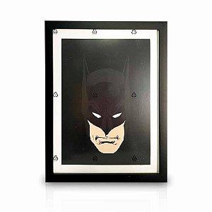 Quadro do Batman - Acrilíco e Madeira