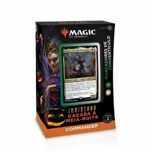 Deck Magic Commander - Innistrad Caçada a Meia noite - Marcadores de Conventículo