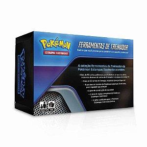 Cartas de Pokémon Box Ferramentas De Treinador - Toolkit Crobat