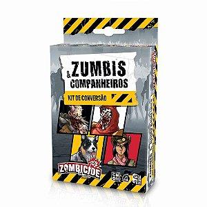 Zombicide (2ª edição) - Zumbis e Companheiros Kit de Conversão (Pré-Venda)