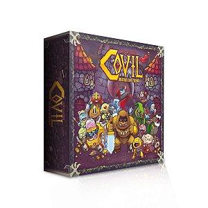 Covil: Mestre das Trevas