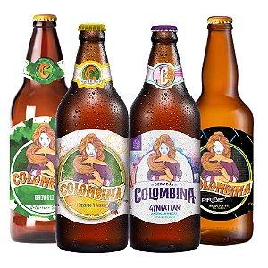 Combo dia da cerveja brasileira