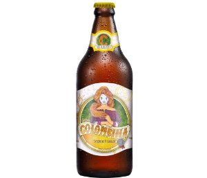 Cerveja Colombina Saison Pé Rachado 600ML