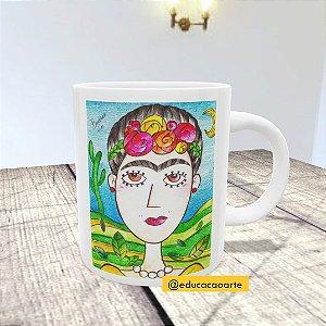 Caneca As Cores de Frida