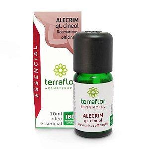 Óleo Essencial de Alecrim QT. Cineol - Terra Flor -10 mL