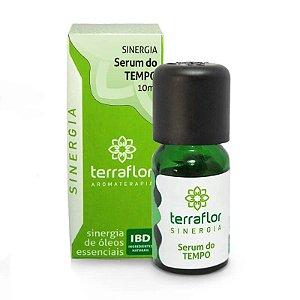 Sinergia Natural de Óleos Essenciais Serum do tempo - Terra Flor -10 mL
