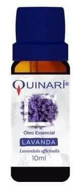 Óleo Essencial de Lavanda QUINARÍ 10 ml (Lavandula Officinalis)