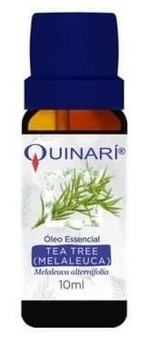 Óleo Essencial MELALEUCA Tea Tree (Melaleuca Alternifolia) Quinarí - 10 mL