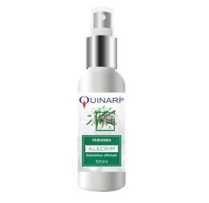 Hidrolato de Alecrim Quinarí, Frasco Spray 120 mL