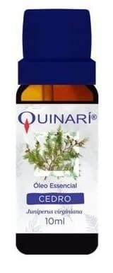 Óleo essencial de CEDRO (Juniperus virginiana) Quinarí - 10 mL