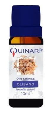 Óleo essencial de OLÍBANO (Boswellia carterii) Quinarí - 10 mL