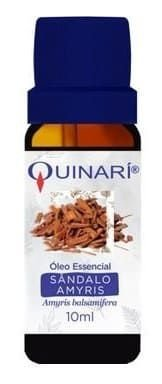 Óleo Essencial SÂNDALO AMYRIS (Amyris balsamifera) Quinarí - 10 mL