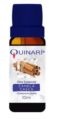 Óleo essencial de CANELA CASCA (Cinnamomum cassia) Quinarí - 10 mL