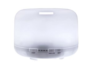 Difusor Ultrassônico Elétrico de Aromas Hathas, Drift Aroma Air, 500 ml