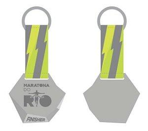 Chaveiro Medalha Maratona do Rio