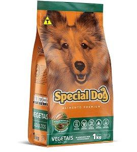 Special Dog Vegetais Adulto