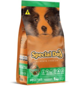 Special Dog Júnior Vegetais