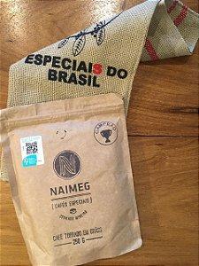 Café Especial Naimeg Cereja Descascado - Produtor Campeão do Cerrado Mineiro 2020