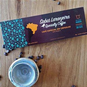 Café em cápsula Sabiá - Suave