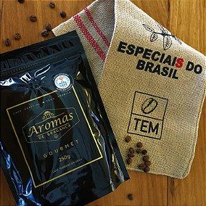 Café Especial Aromas de Bragança - Premiado no Concurso Nacional Coffee of the Year 2020