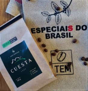 Café Especial Cuesta Jasmim