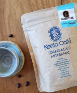 Café Gesha Kento